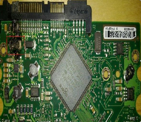 disque dur ordinateur en panne